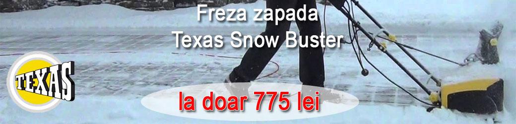 Cumparati freza zapada Texas Snow Buster 390 la pretul de numai 755 lei