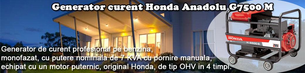 Cumparati online generatoare curent Honda originale la cel mai mic pret de distribuitor autorizat Honda