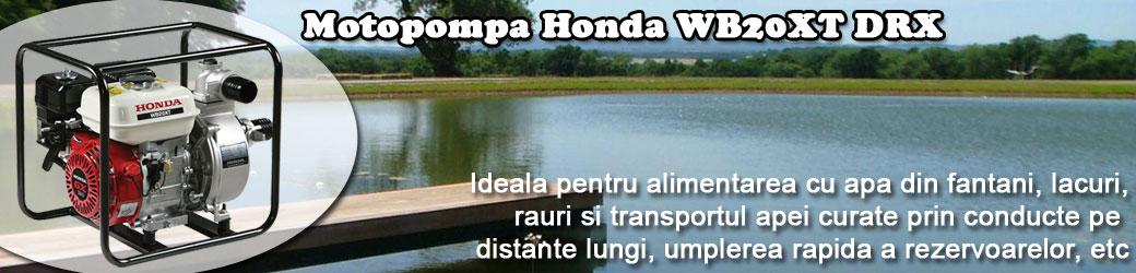 Cumparati online motopompe Honda originale la cel mai mic pret de distribuitor autorizat Honda