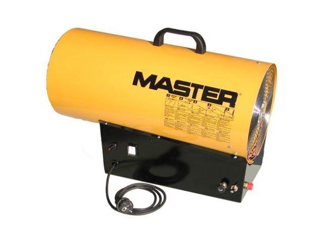 generator aer cald cu gaz master blp 30 m