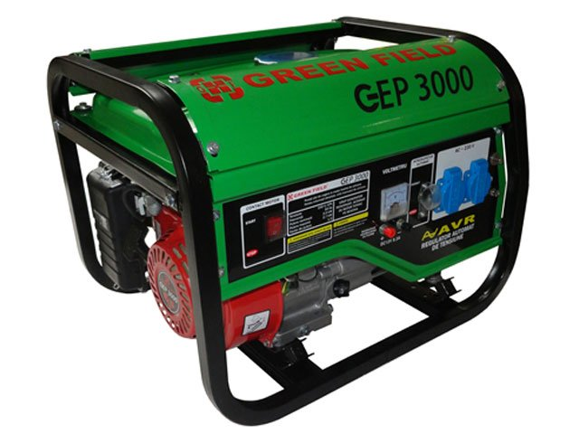 generator curent green field gep3000