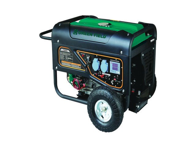 generator curent green field lt2500es