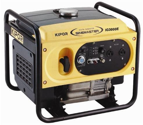 generator curent monofazat kipor ig3000ex