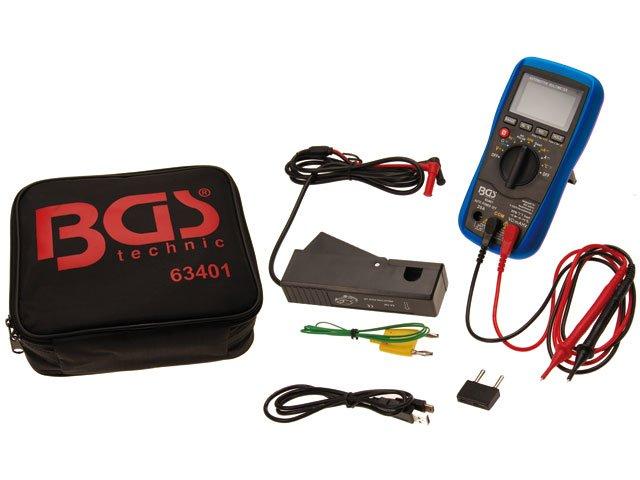 multimetru digital auto cu interfata usb bg 63401