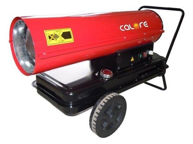 tun caldura pe motorina cu ardere directa calore d20