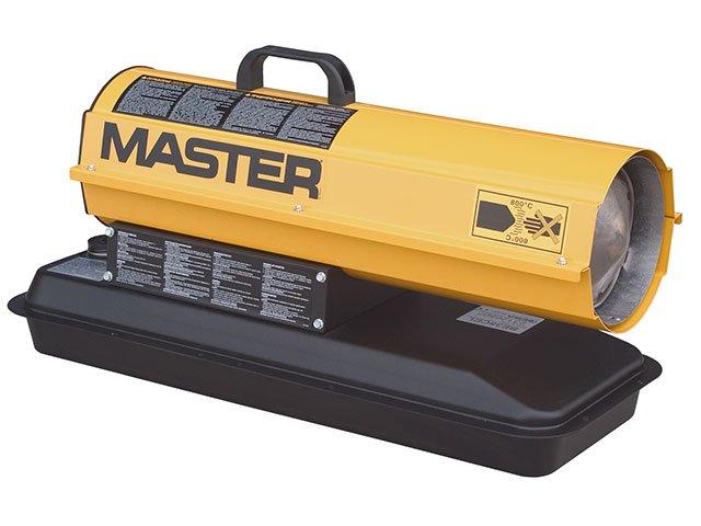 generator aer cald pe motorina cu ardere directa master b 35 cel