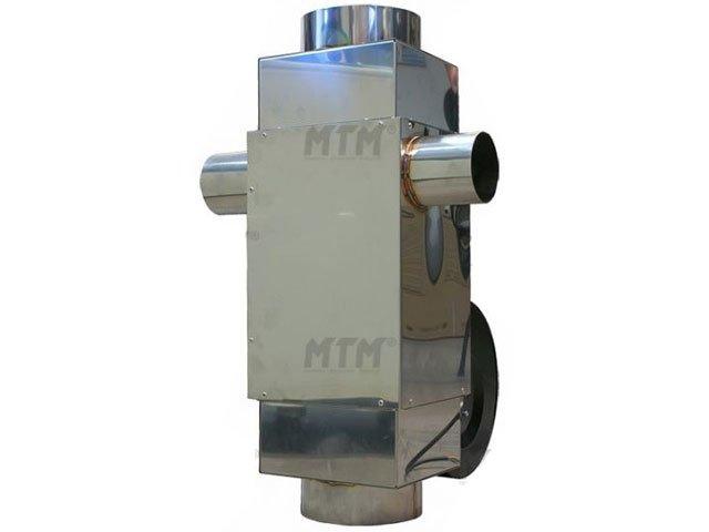 recuperator caldura mtm  65 kw - 270 mch