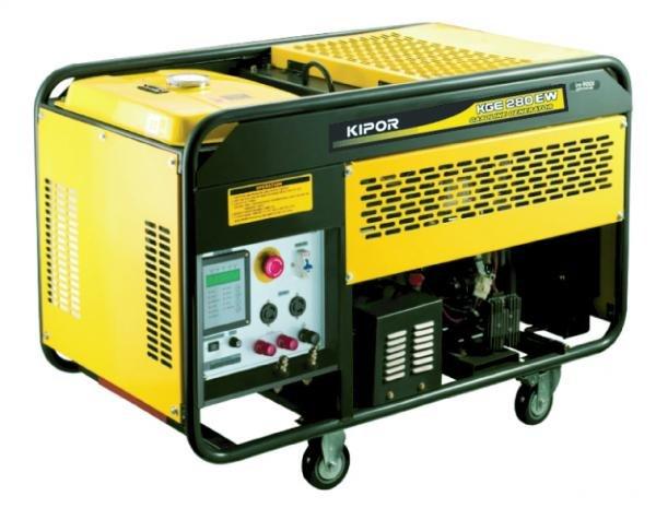 generator de sudura kipor kge 280ew