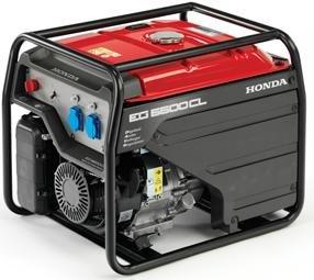 generator curent monofazat honda eg5500 cl itt