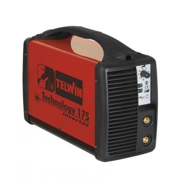 invertor de sudura telwin technology 175 hd