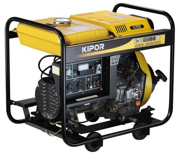 generator curent monofazat kipor kde 6500e