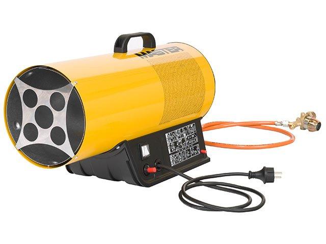 generator aer cald cu gaz master blp 33 m