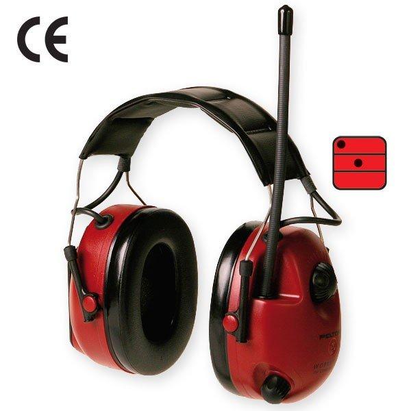 antifoane externe cu aparat radio fm incorporat conform en 353-2