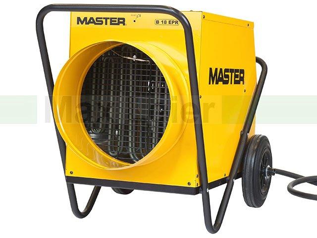aeroterma electrica master b18 epr