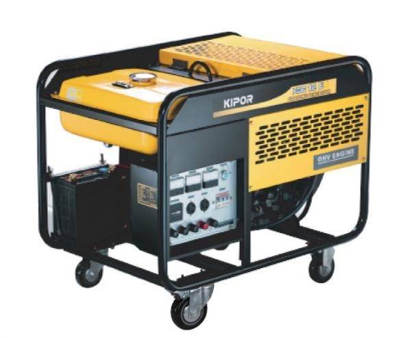 generator curent monofazat kipor kge 12e