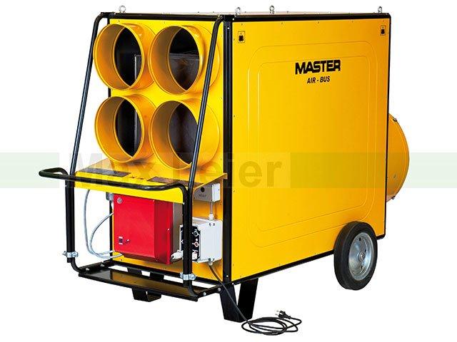 generator aer cald pe motorina cu ardere indirecta master bv 470