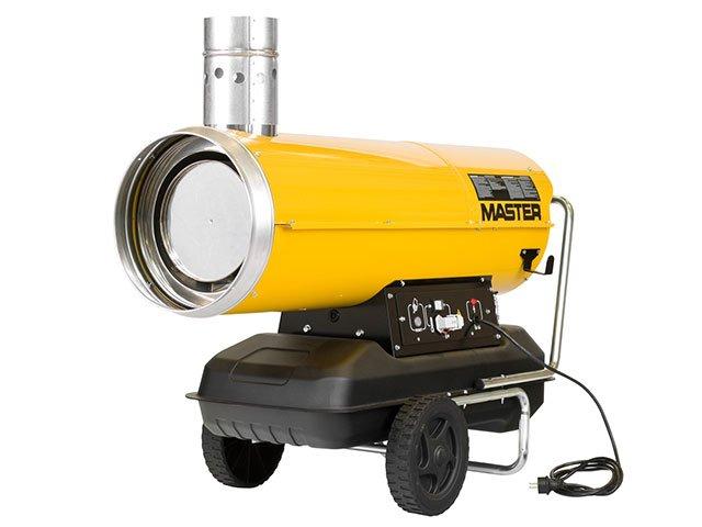 generator aer cald pe motorina cu ardere indirecta master bv 290e