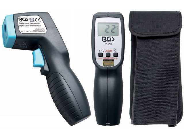 termometru electronic in infrarosu bg 2190