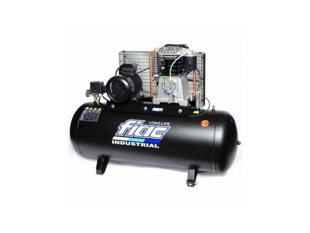 compresor cu piston fiac new-ab300-55f long life