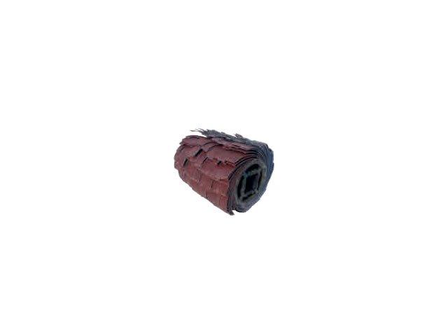 perie cu lamele pentru suprafete curbe fartools 110869