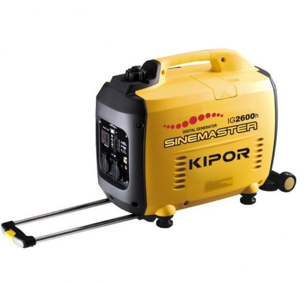 generator curent monofazat kipor ig2600h
