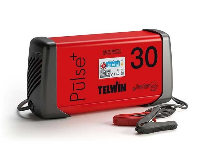 redresor auto telwin pulse 30