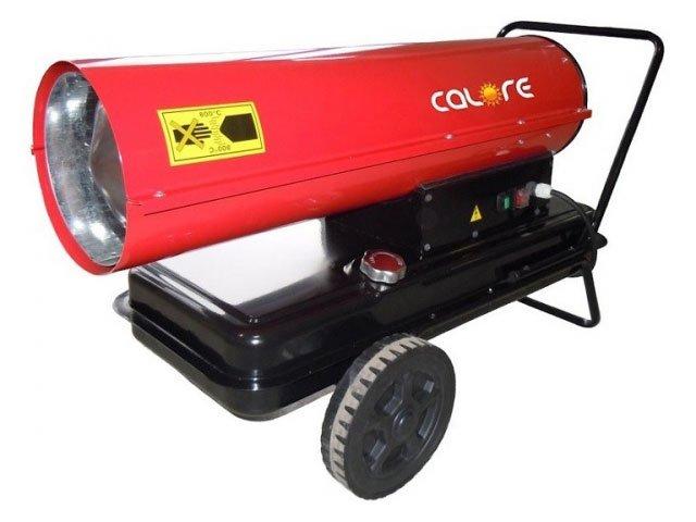 tun caldura pe motorina cu ardere directa calore d30
