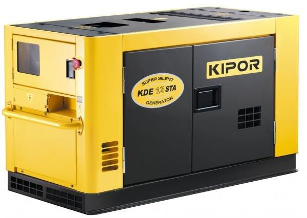 generator curent monofazat kipor kde12sta