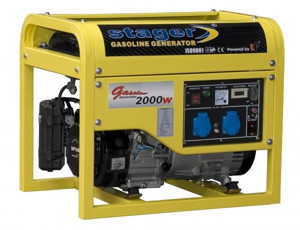 generator de curent portabil stager gg 2900