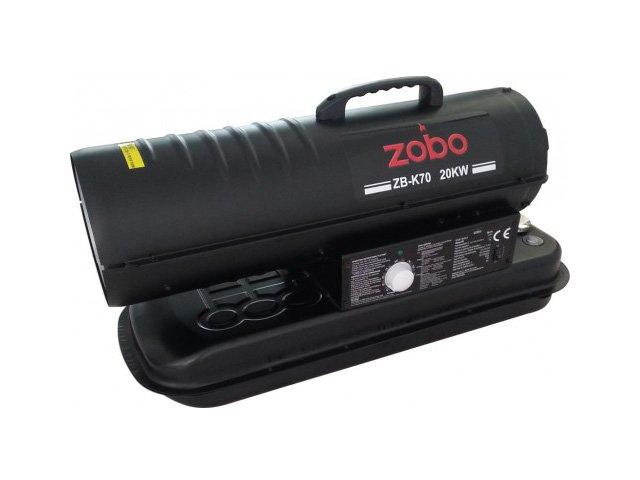 tun caldura pe motorina cu ardere directa zobo zb-k70
