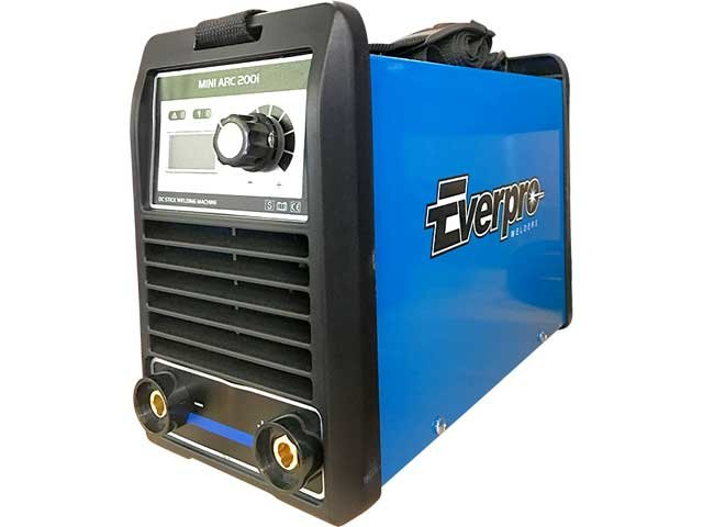 invertor sudura everpro mini arc 200i