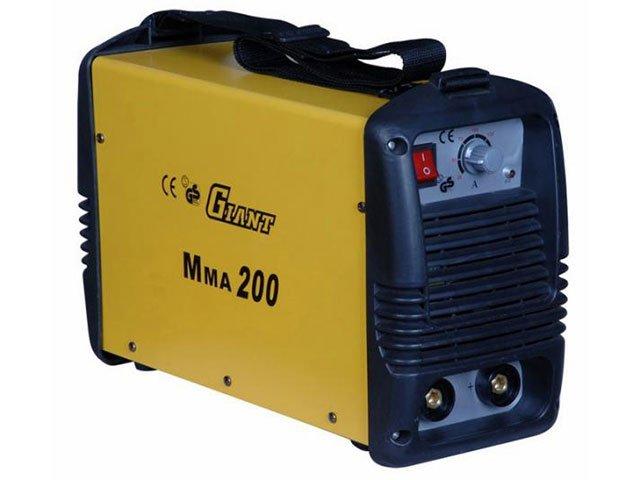 invertor sudura giant mma 200