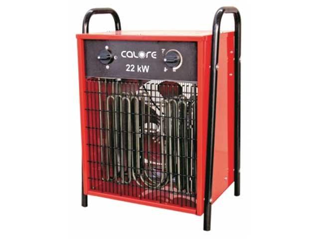 aeroterma electrica calore c22