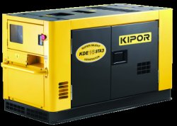 generator curent trifazat kipor kde16sta3