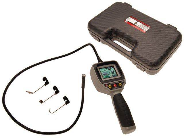 camera video inspectie endoscop cu monitor color tft bgs 63215
