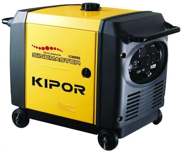generator curent monofazat kipor ig6000