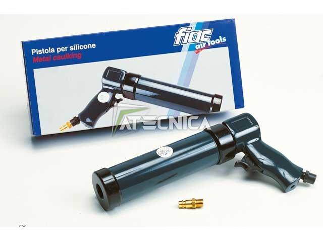 pistol pentru silicon pneumatic fiac 5041