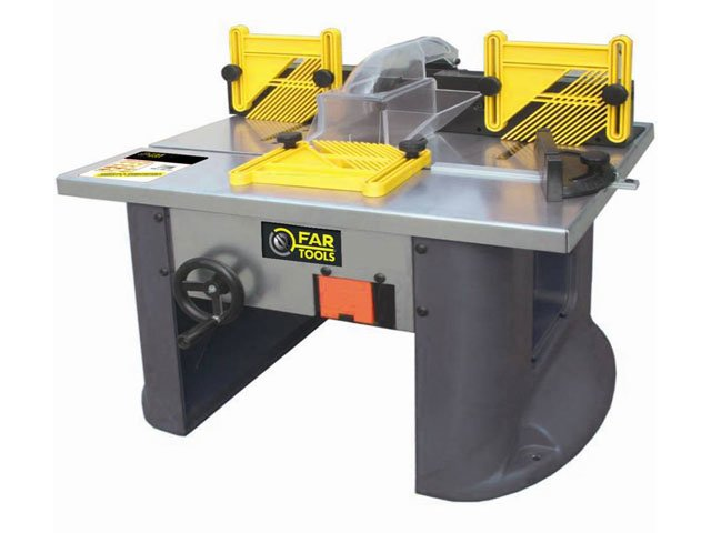 freza de banc fartools mr40p