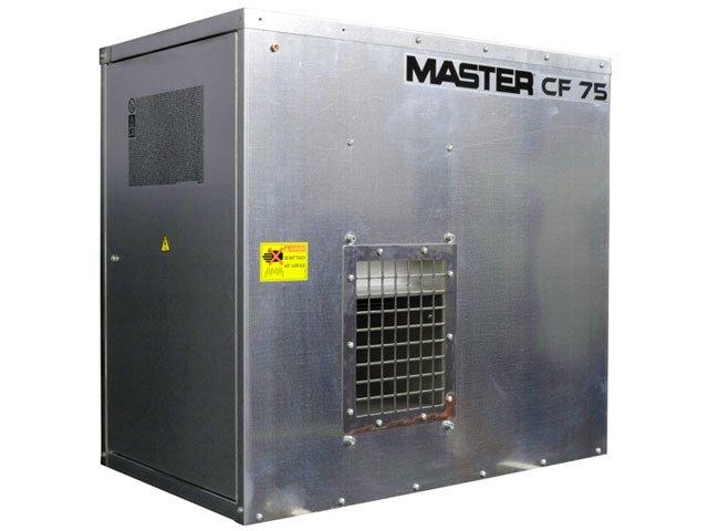 incalzitor cu gaz master cf 75 spark