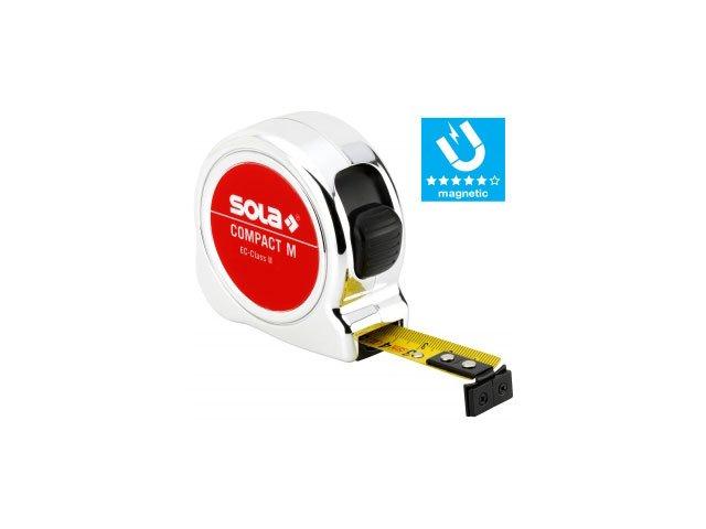 ruleta magnetica sola compact m - 8m