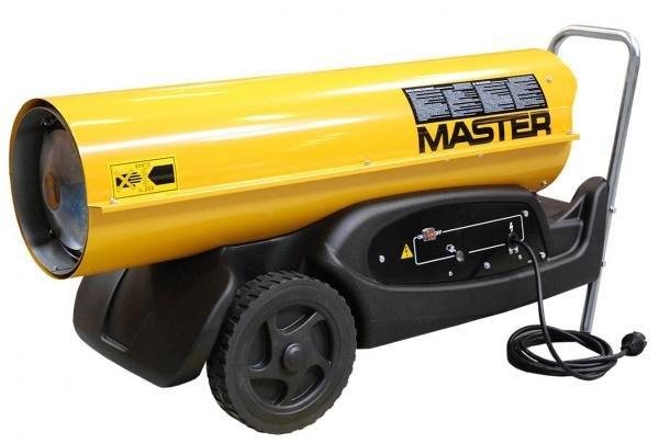 generator aer cald pe motorina cu ardere directa master b 180 ced