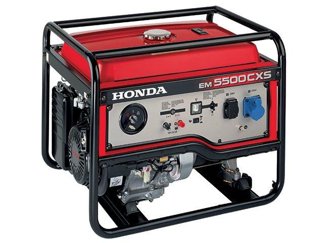 generator curent monofazat honda em 5500 cxs