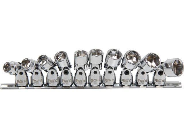 set 10 chei tubulare articulate 38quot pro torque bgs 205