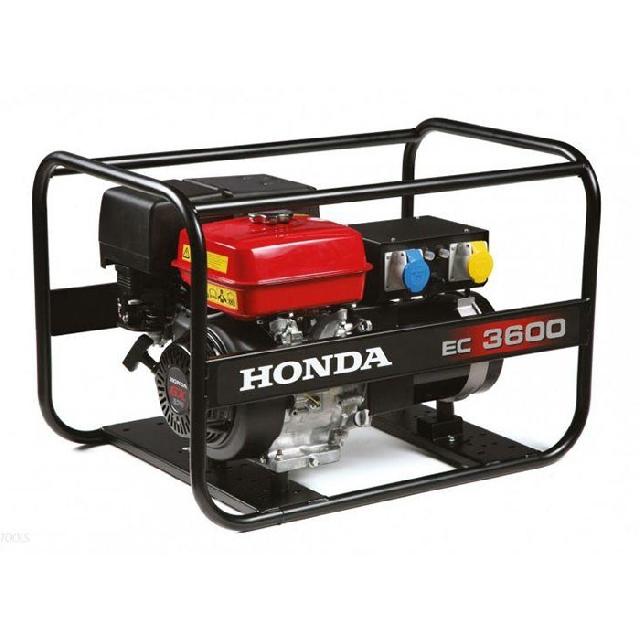 generator de curent honda gama open frame ec 3600k1 gvw handy