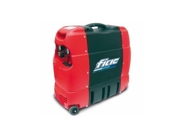 compresor cu piston insonorizat fiac airbag hp1