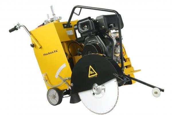 masina taiat asfalt si beton masalta mf20-3