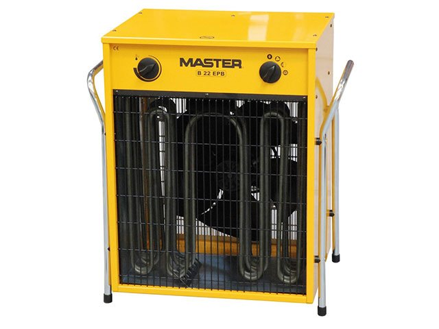 aeroterma electrica master b22 epb