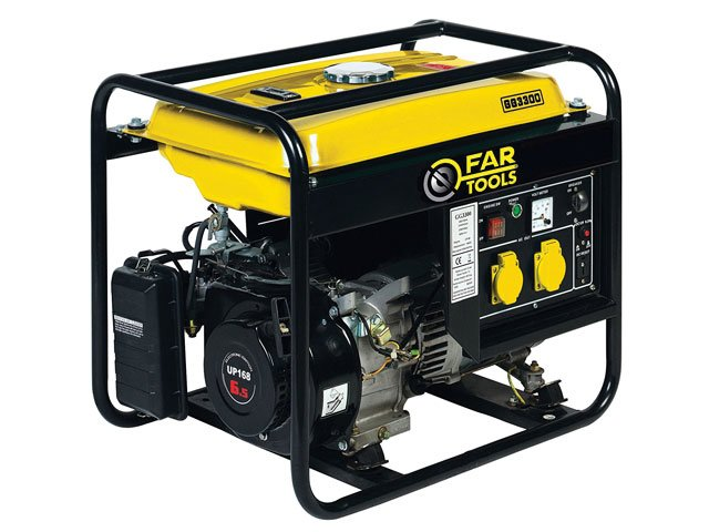 generator monofazat benzina fartools gg3300