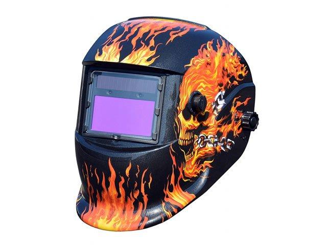masca sudura cu cristale lichide everweld 9-13 fire flames