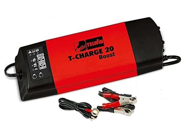 redresor auto telwin t-charge 20 boost